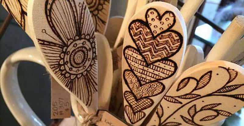 Great Woodburning Projects