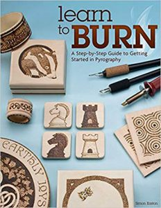 Recommended Pyrography Book