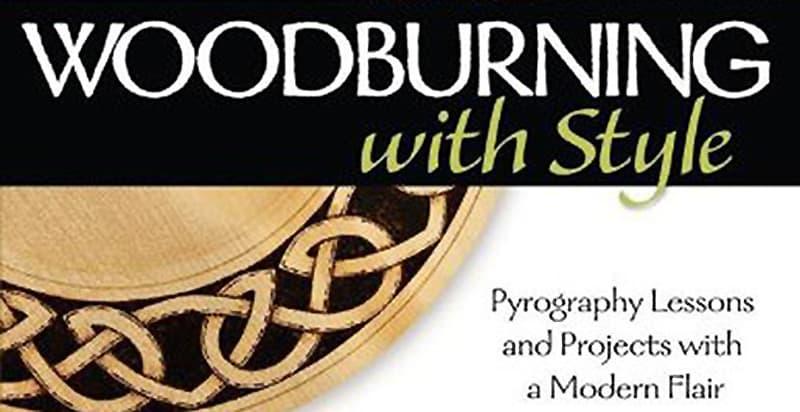 Wood Burning Books