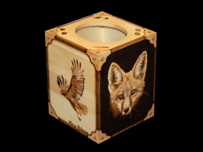 Pyrography Box